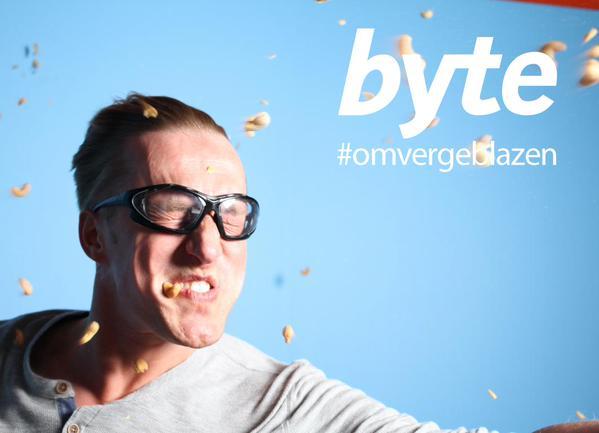 Guido testet bei der MM15NL seine Grenzen (c) byte.nl / Guido Jansen