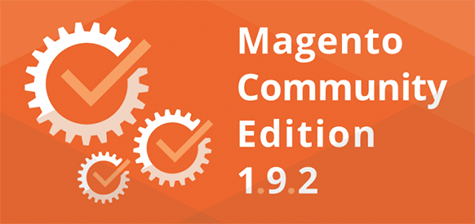 Magento CE 1.9.2.0 ist erschienen. (c) Magento