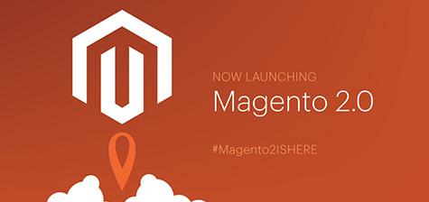 Die offizielle Ankündigung: Magento 2 ist da! (c) Magento